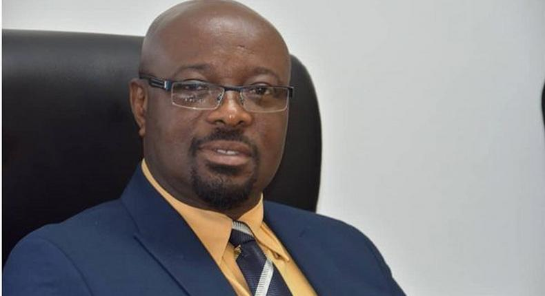Managing Director of the ECG, Kwame Agyeman-Budu