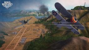"""World of Warplanes - jak wygląda """"World of Tanks"""" w przestworzach?"""