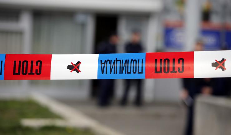 POKRIVALICA POLICIJA srpska policija uviđaj policijska traka