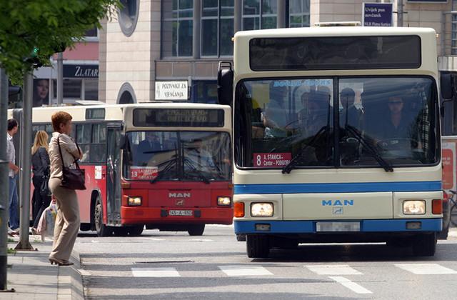 Javni prevoz od ponedjeljka 11. maja.