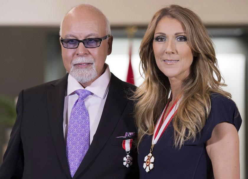 Céline Dion i René Angélil