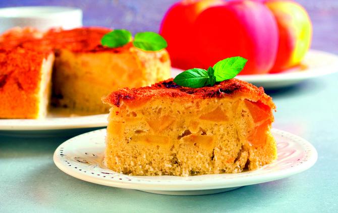 Ovaj voćni kolač možete da jedete bez griže savesti