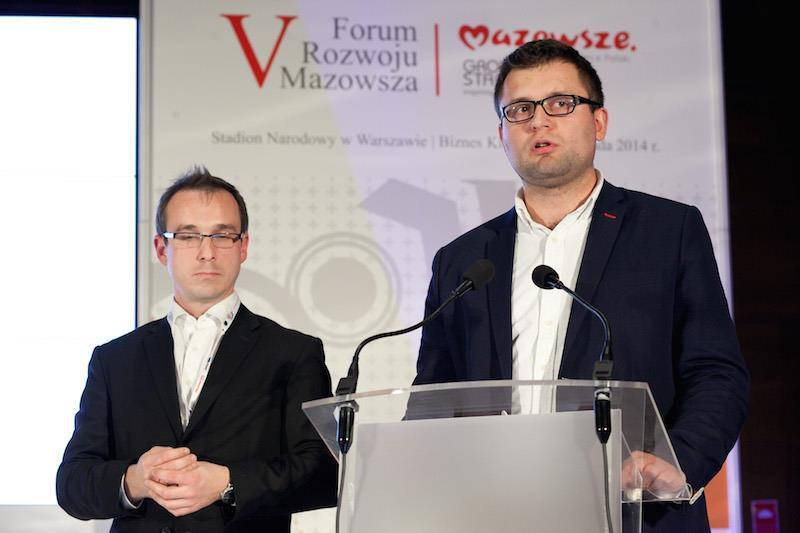 V Forum Rozwoju Mazowsza Grow Up Start Up