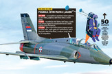 grafika vojska srbije avion galeb pregled brojke foto RAS