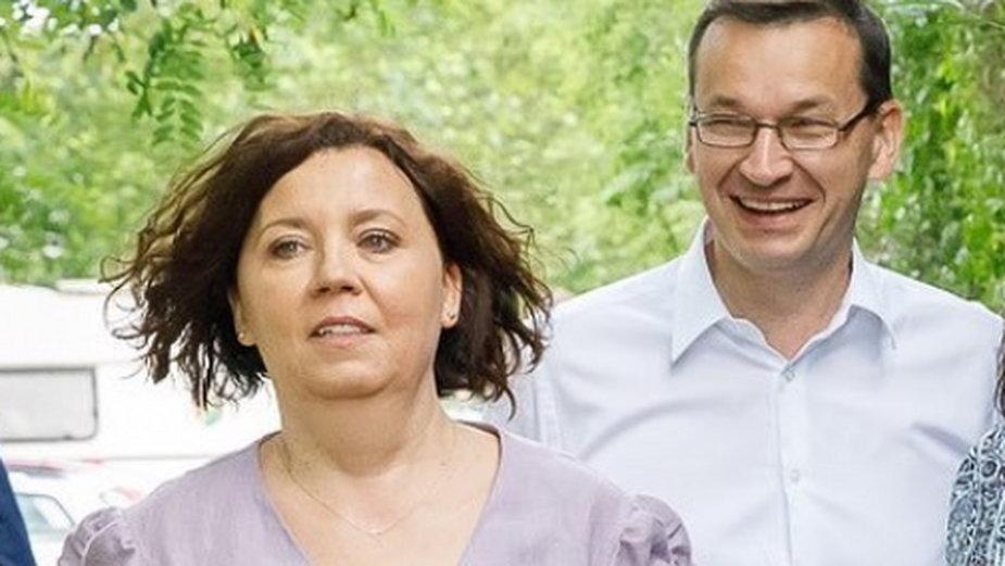 Kim jest Iwona Morawiecka?