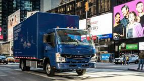 Elektryczna ciężarówka Mitsubishi wyjedzie na amerykańskie ulice