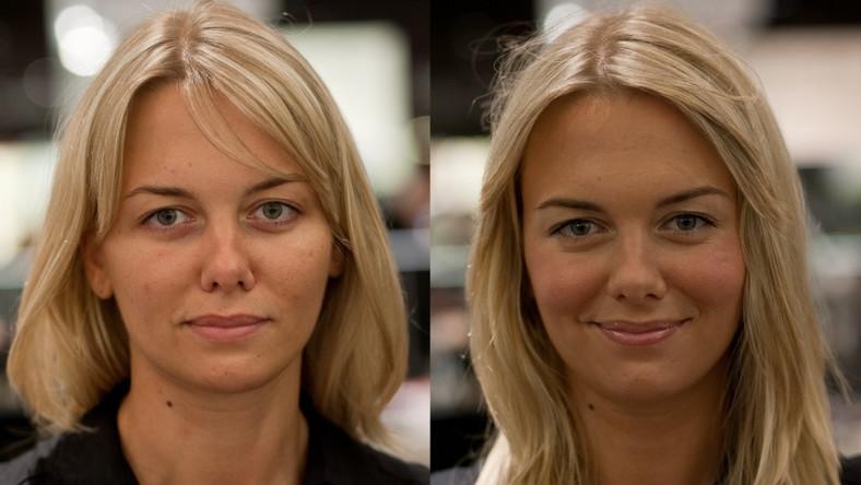 Aby podkreślić swoje naturalne piękno, kobieta potrzebuje rano około 10 minut na wykonanie makijażu – twierdzi Eduardo Ferreira.