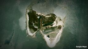 Wyspa Rato na rzece Tag w Lizbonie wystawiona na sprzedaż za 400 tys. euro