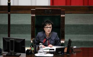 """""""Działanie marszałek Witek bez żadnego trybu"""". KO zawiadamia prokuraturę ws. anulowanego głosowania"""