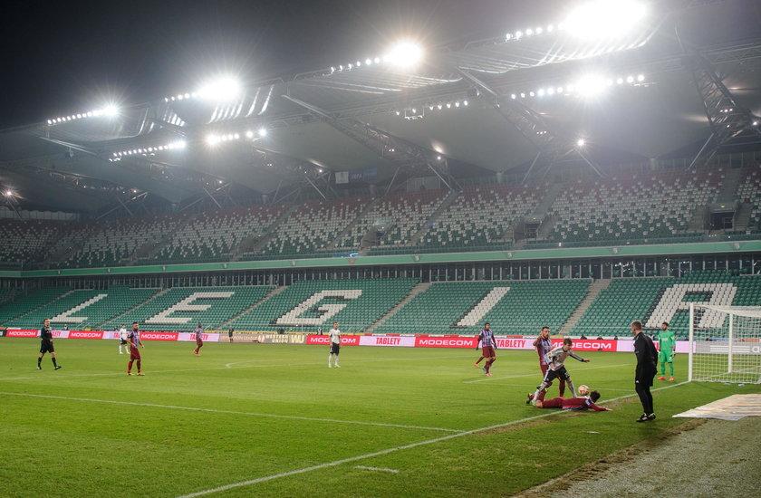Legia Warszawa pozwie kibiców