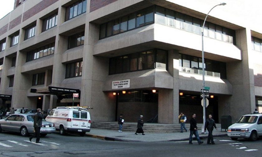 W tym szpitalu znaleziono sanitariusza