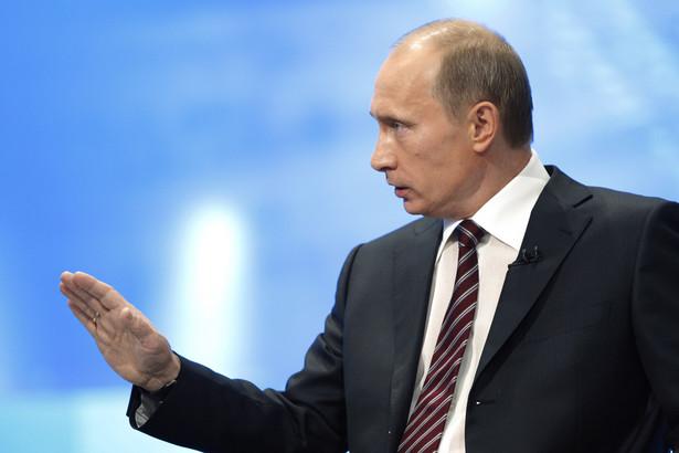 """Rosyjski premier Władimir Putin podczas przemówienia na forum krajów-eksporterów gazu (franc. FPEG) ocenił, że """"era taniego gazu"""" dobiega końca."""