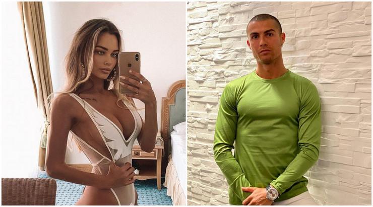 Kristijano Ronaldo i Lili Armak