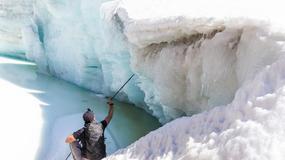 Boliwijskich lodowców coraz mniej