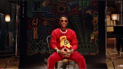 Afrobeats superstar Wizkid and industry giants feature in docuseries celebrating 10th anniversary of his debut album 'Superstar'