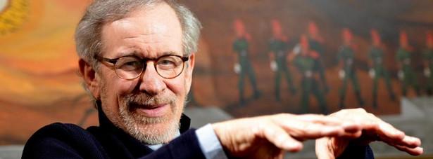 Reżyser i producent Steven Spielberg