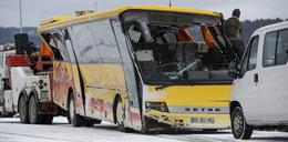 Tragiczny wypadek szkolnego busa. Są zabici i ranni