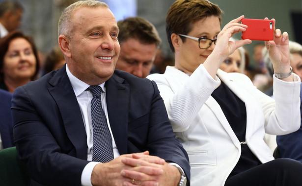 """Wzrost pensji Polaków będzie naszym """"oczkiem w głowie""""."""