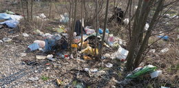 Przybywa dzikich wysypisk w Krakowie