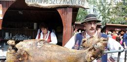Wielkie żarcie na Kazimierzu