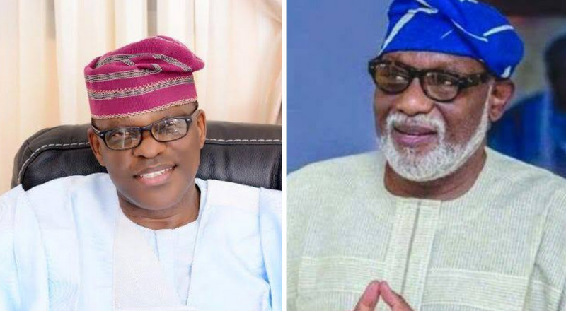 Here are the results from Ondo governorship election
