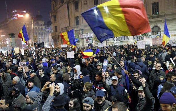 Protesty w Rumunii po tragedii w klubie