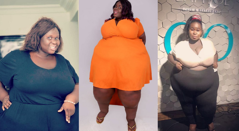 Slimming pills nearly killed me; Di Asa Queen shares weight loss ordeal (Watch)
