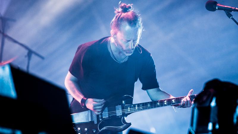 Open'er Festival 2017: Radiohead