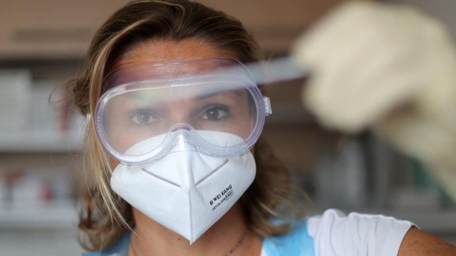Nowe dane o zakażeniach koronawirusem w Polsce