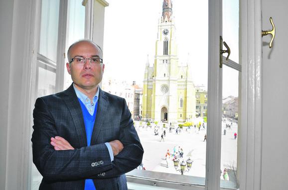 Vučević: Do sada smo investirali pola milijarde u Petrovaradin