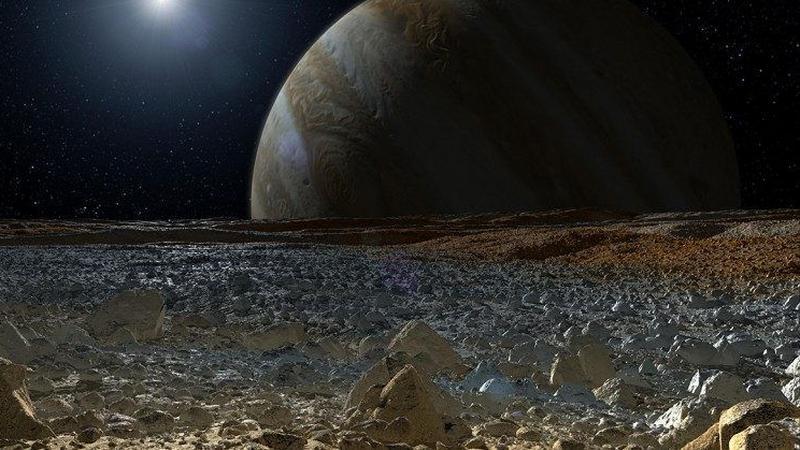 Europa Clipper - NASA ujawniła nazwę nowej misji