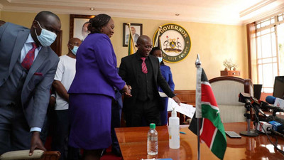 Jubilee Party's message to Anne Kananu Mwenda after taking over as Acting Nairobi Governor
