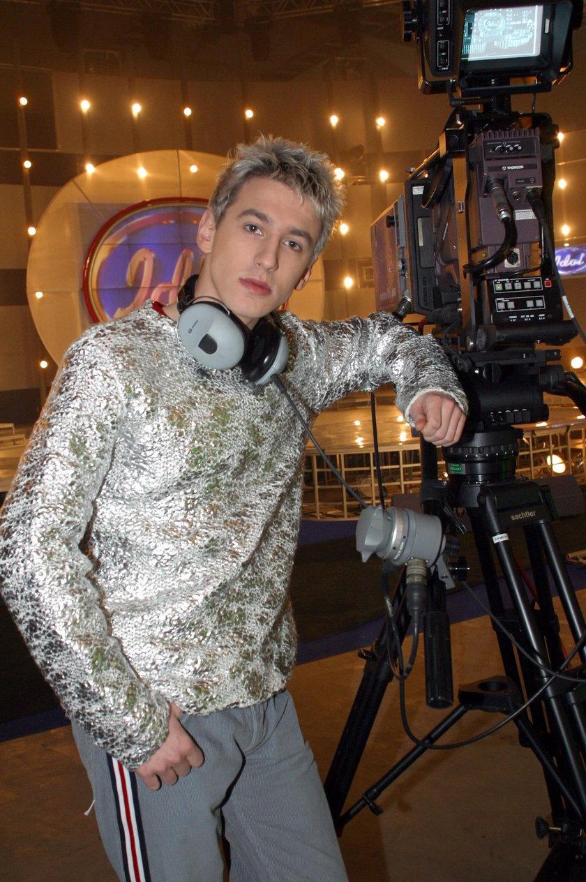 Maciej Rock w 2002 r.