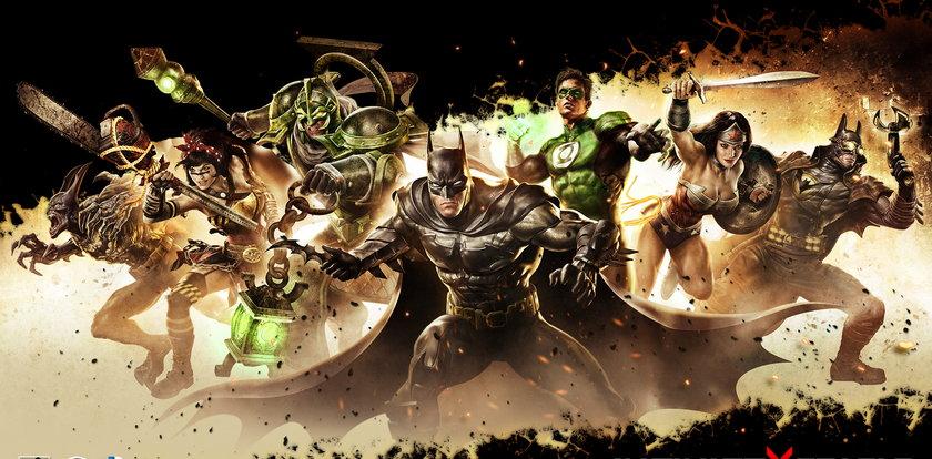 Wciel się w superbohatera w Infinite Crisis