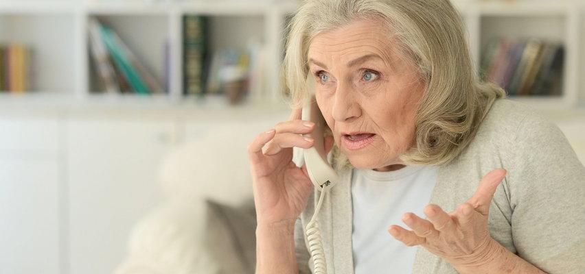 Uwaga na telefon o włamaniu na konto bankowe! 52-latka ma teraz 100 tysięcy zł długu!