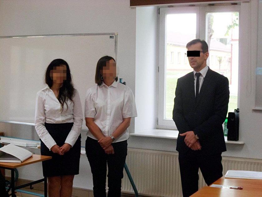 Podejrzany naczelnik