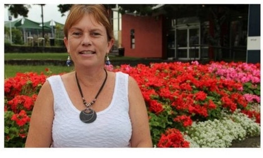 Christine Burnie ostrzegł przed śmiercią nieznajomy