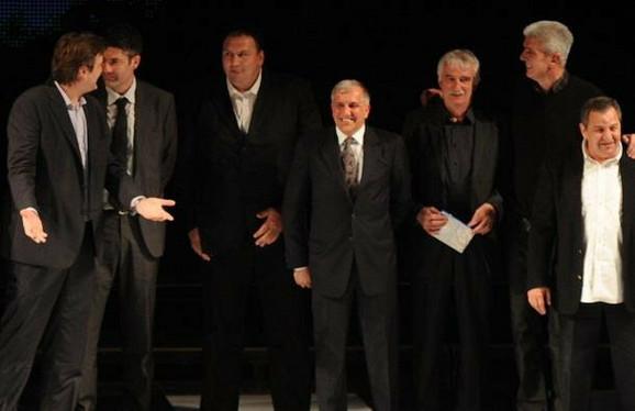 U društvu Koprivice, Šilobada, Stevanovića, Obradovića i Kićanovića