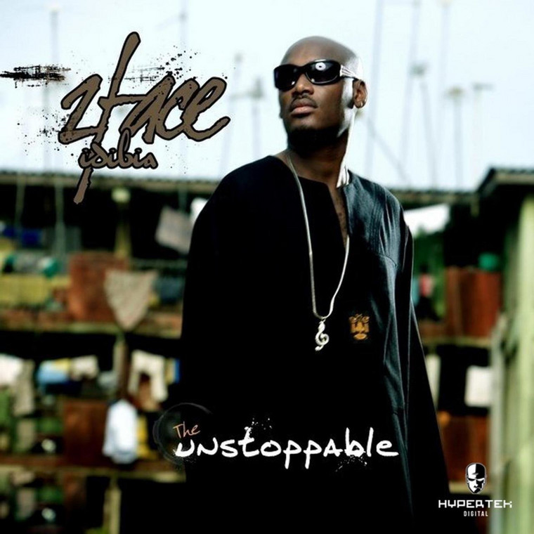 2face Idibia Unstoppable album cover [iTunes/2faceIdibia]