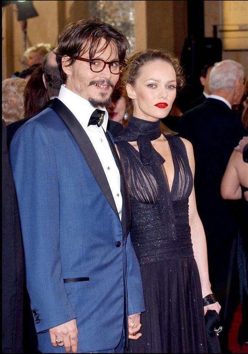 To z nią Depp zdradził matkę swoich dzieci