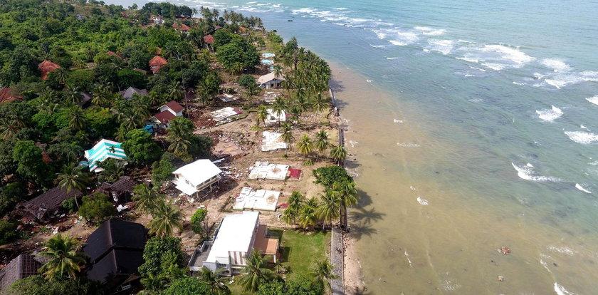 Nadciąga kolejne tsunami? Indonezyjczycy przerażeni