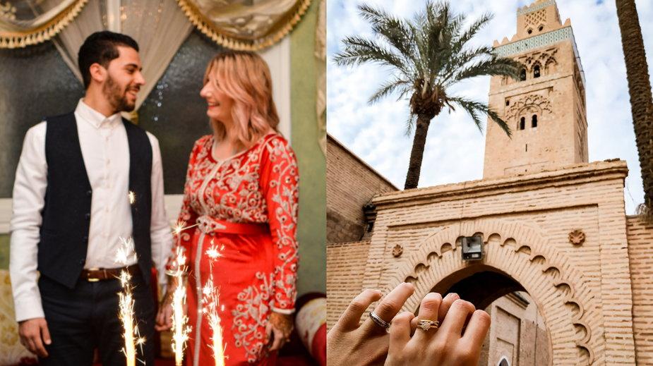 Marokański ślub Oli