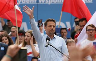 Rafał Trzaskowski pogratulował Andrzejowi Dudzie wygranej w wyborach prezydenckich