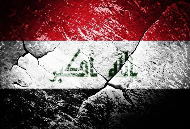 Terrorystyczna organizacja nazywająca się Państwem Islamskim zajęła część terytorium Iraku