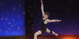 Uciekł ze wsi, bo chce zostać sławnym tancerzem