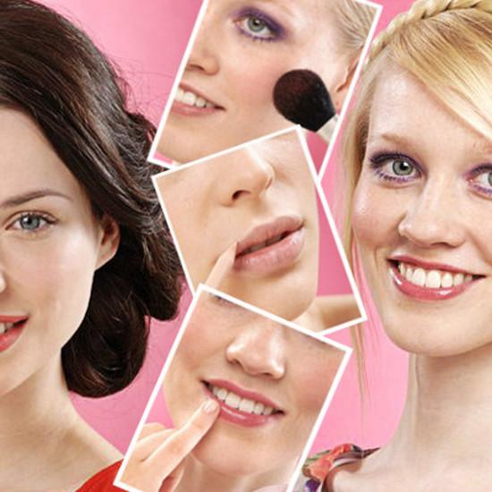 Delikatny Makijaż Na Lato Dla Blondynek I Brunetek Ofeminin