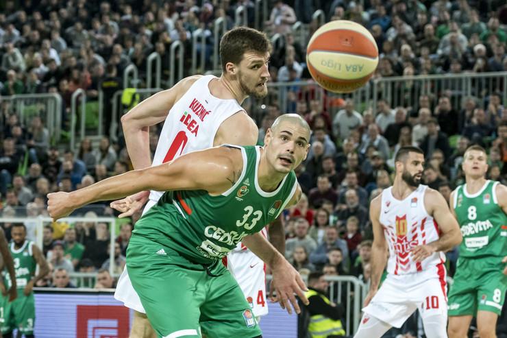 KK Cedevita Olimpija, KK Crvena zvezda