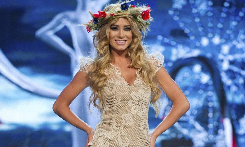 Pokaz strojów narodowych na Miss Universe