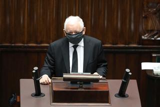 Kaczyński: Wiele spraw nie udało się w wymiarze sprawiedliwości. Będziemy szli w kierunku normalności