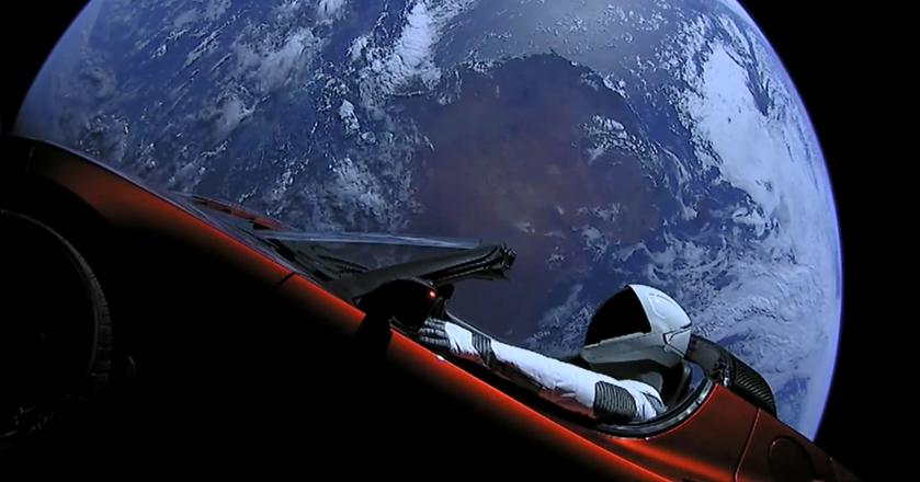 SpaceX świętuje. Przechodzi do historii